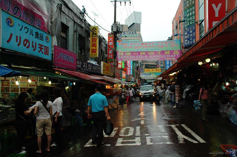 南大門市場 Namdaemun Market