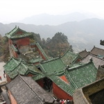 武当山(WuDang Mountain), 湖北(HuBei), China, Oct 2008