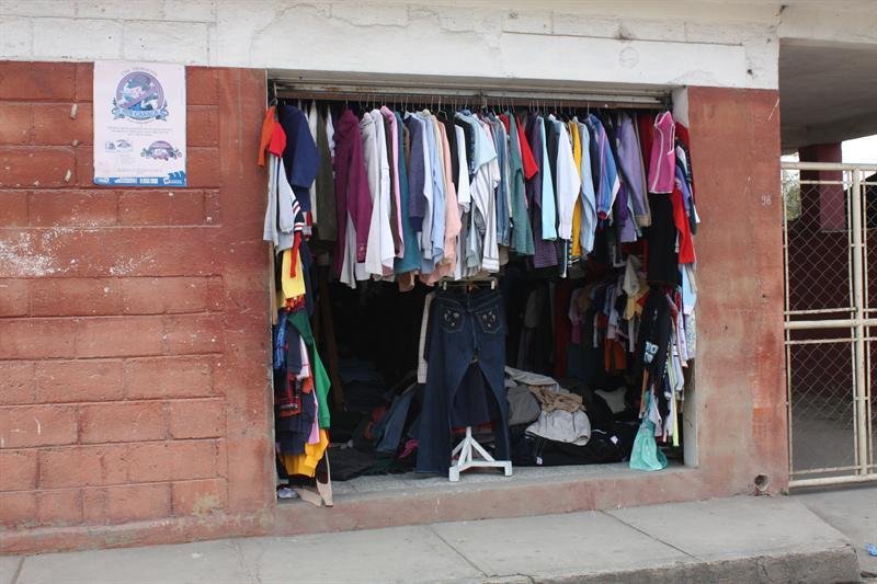 Excellent clothes shop!