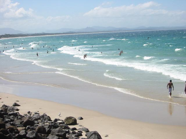 Byron's Bay