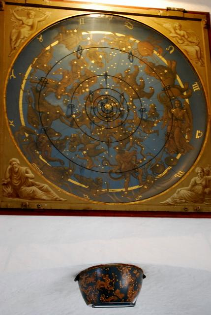 Astronomical Clock in the Round Tower