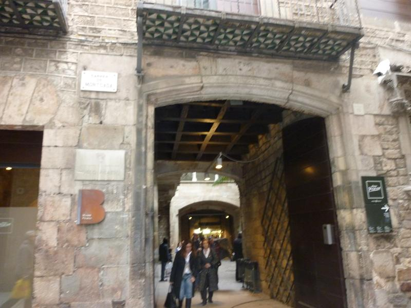 Piccasso Museum, Barcelona (12.7)