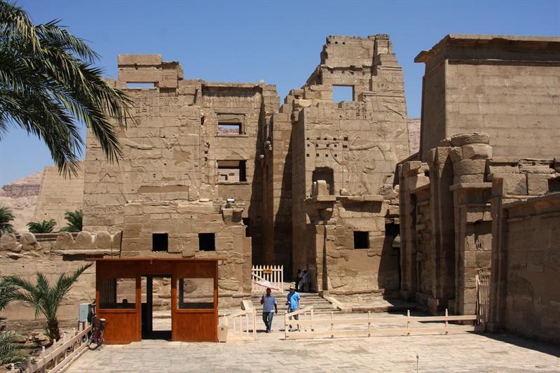 Dodentempel Ramses III (Medinet Habu)