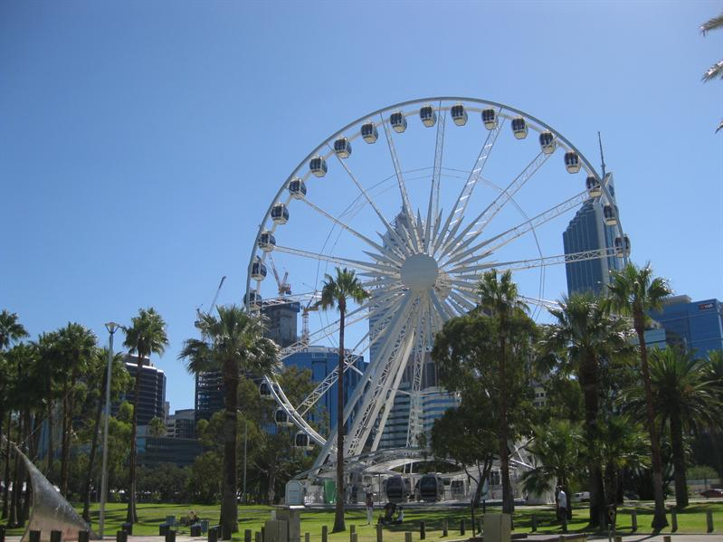 Perth's Big Wheel