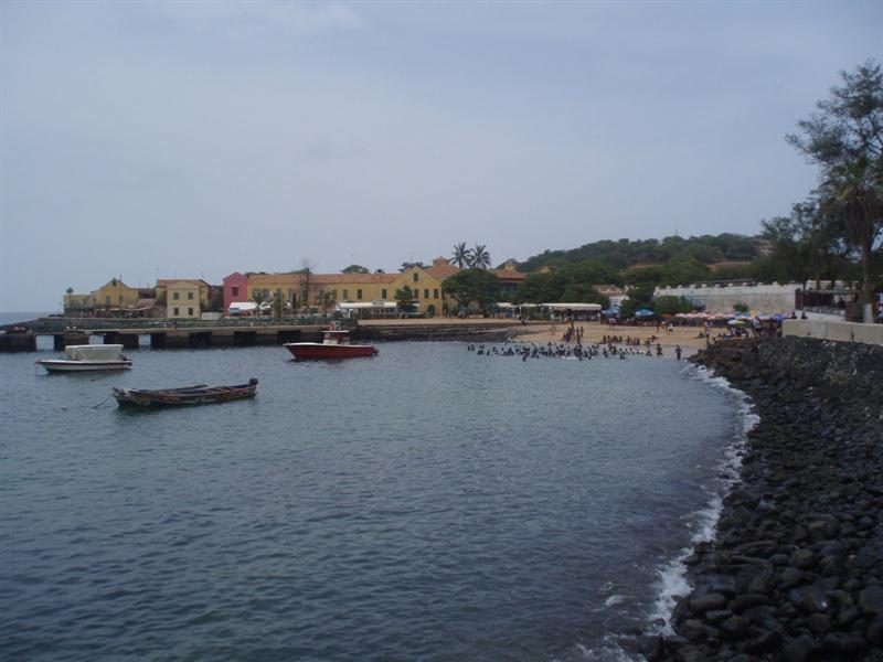 Isla de Goréé