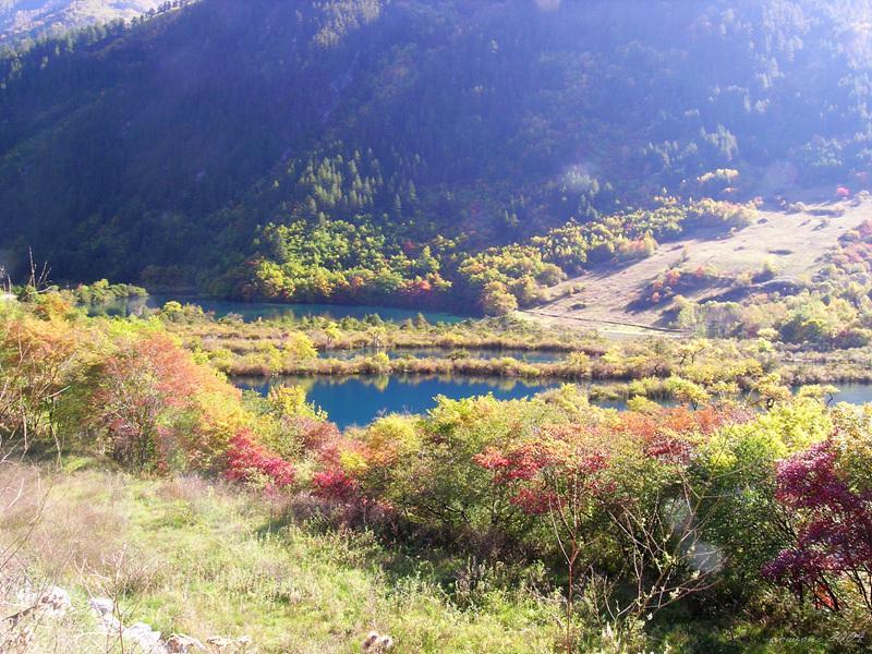 Shuzheng Lakes (Shùzhèng Qúnhǎi) 樹正群海