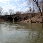 Big Buffalo Creek Railroad Bridge