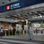 港鐵馬鞍山線沙田圍站 D出口集合起步 Start at Sha Tin Wai MTR Station