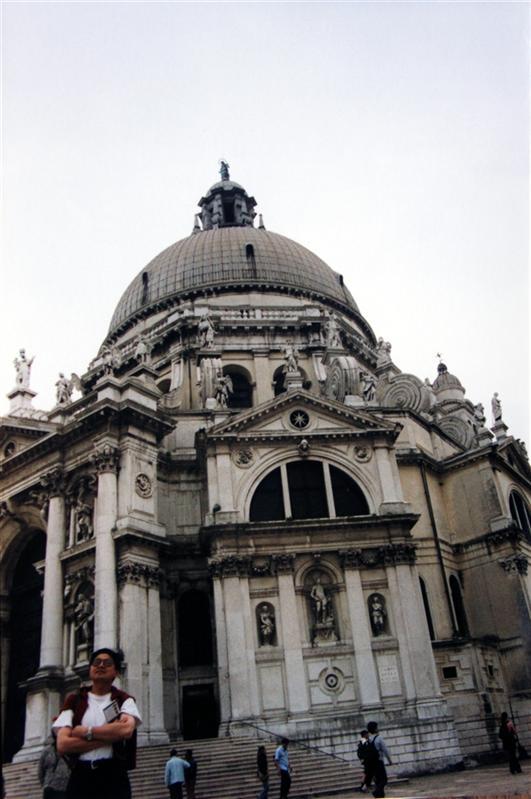 Venice,Dorso Duro,Italy