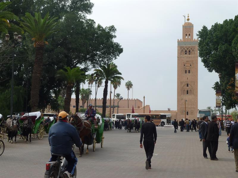 Marrakech, Morroco