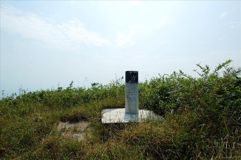 陰山山頂 (山地塘 Mount Stenhouse  Yam Shan 353M)
