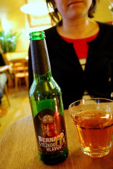 Bernard Ox beer