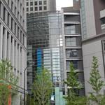 東京車站往皇居街景