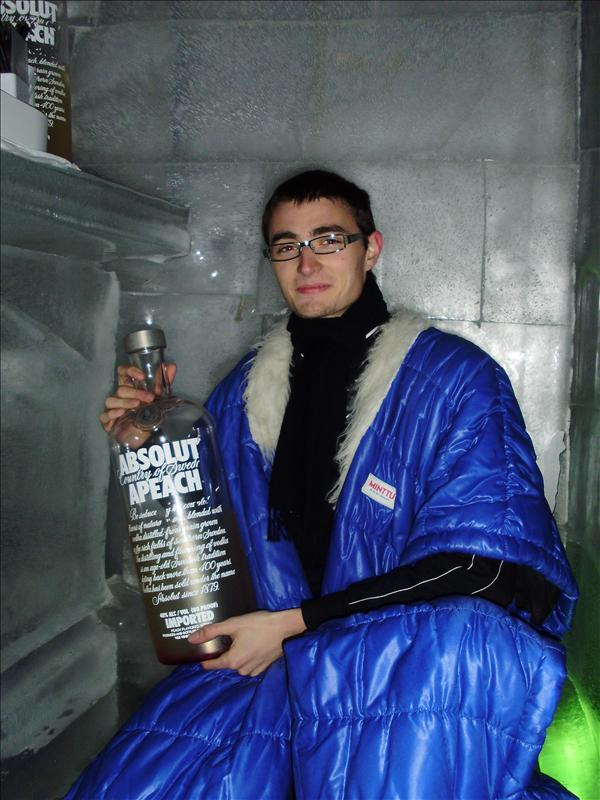 You need Vodka?