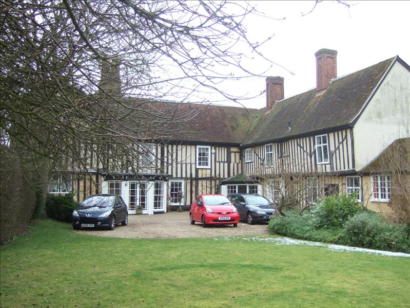 Wood Hall at Little Waldingfield