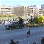 Thanksgiving Day Parade from downtown Saint Louis, Missouri 2005