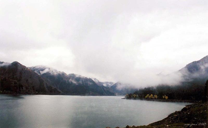 The Heavenly Lake (TianShan Tianchi) 天山天池