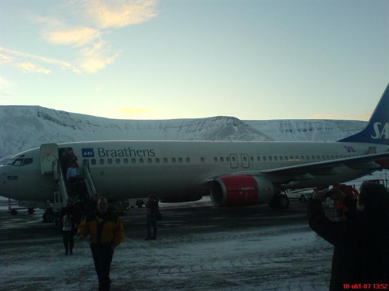 Svalbard 2007