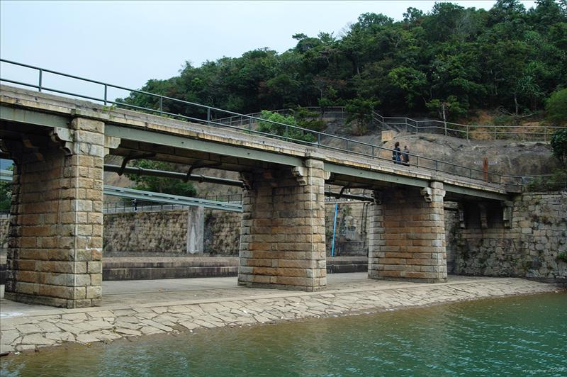 大潭上水塘石橋 Tai Tam Upper Reservoir Masonry Bridge 1883 - 1888