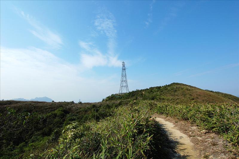 小馬山上的無線電站