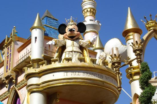 Disney house