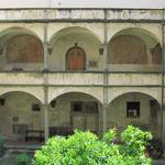 Badia Fiorentina, Chiostro