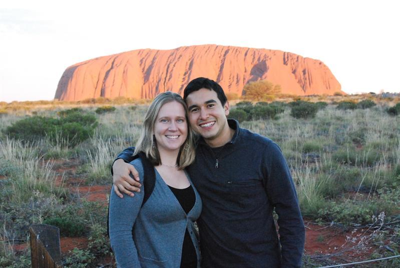 Uluru Trip - Longitude 131