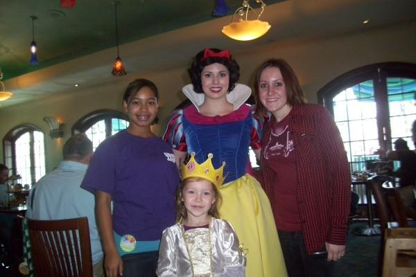 us and  snow white
