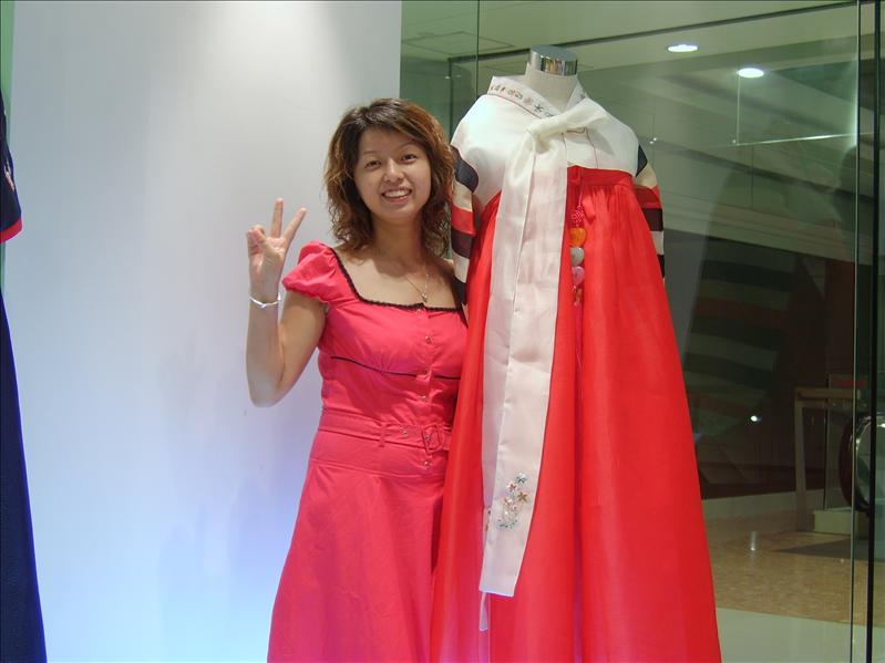 beautiful Korean clothing