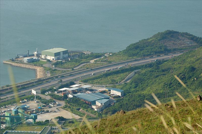 North Lantau Highway 北大嶼山高速公路