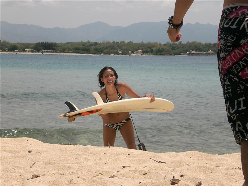 hay bigat surfboard