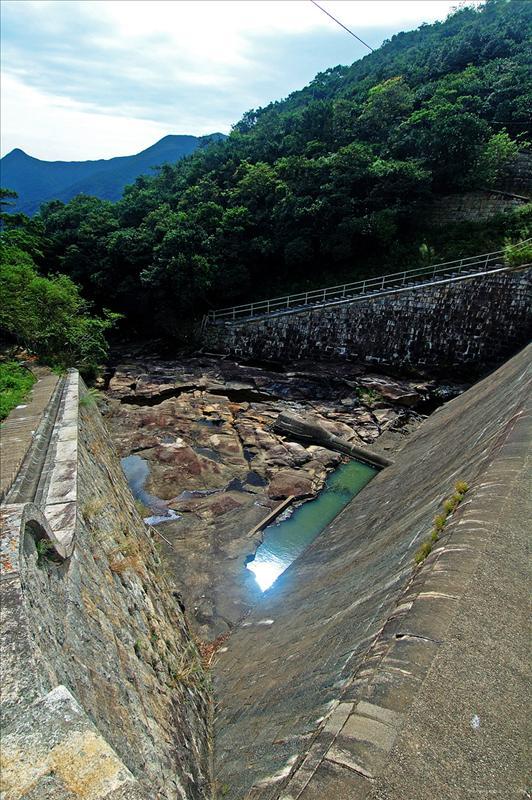 雙潭石澗出口