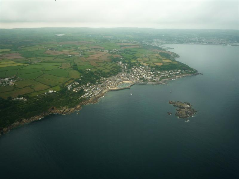 Mousehole and St Clement's Isle