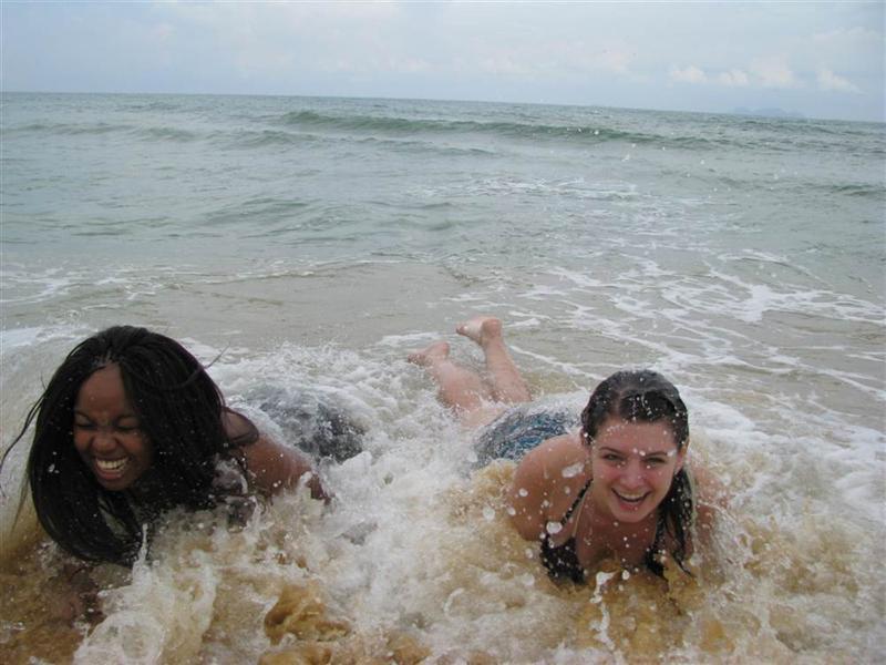 morze pd chińskie