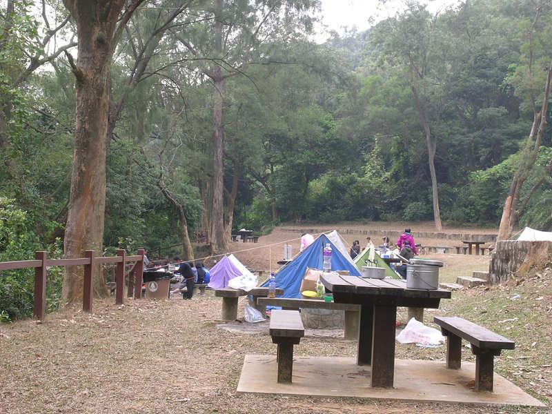 Tin Fu Tsai Campsite 田夫仔營地