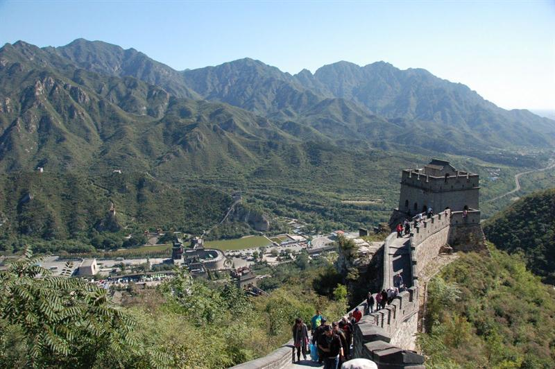""" Great Wall"" (萬里長城)"
