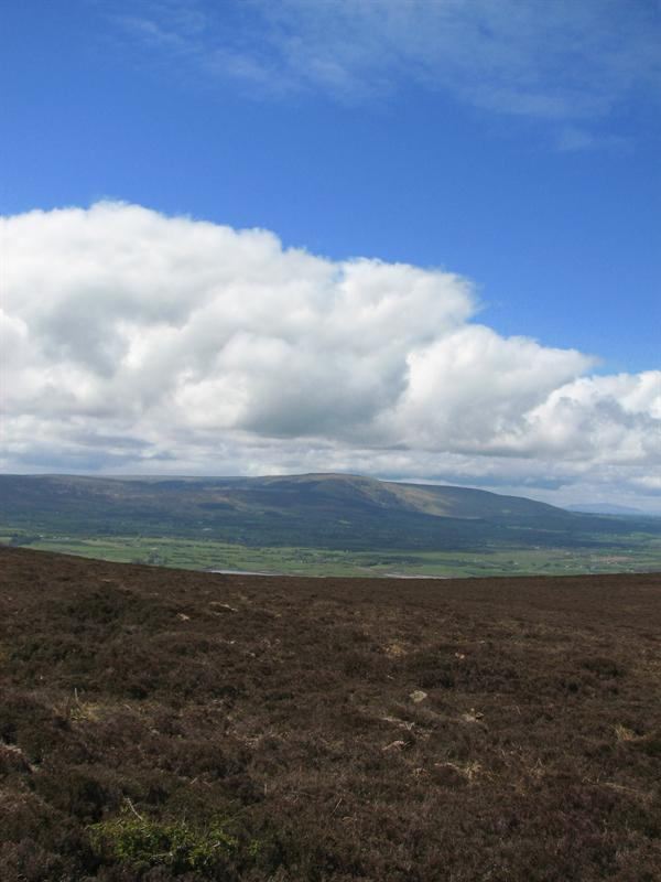 Looking back towards County Galway