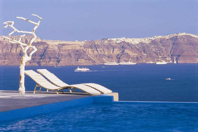 Astarte Suites Hotel | Infinity pool | Santorini Greece.jpg