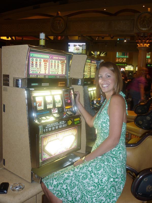 Doing some gambling...