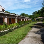 Our first hostel...