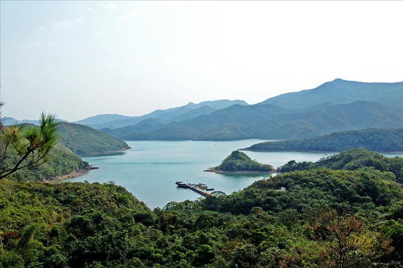 牛屎湖山下的三椏灣 Sam A Wan