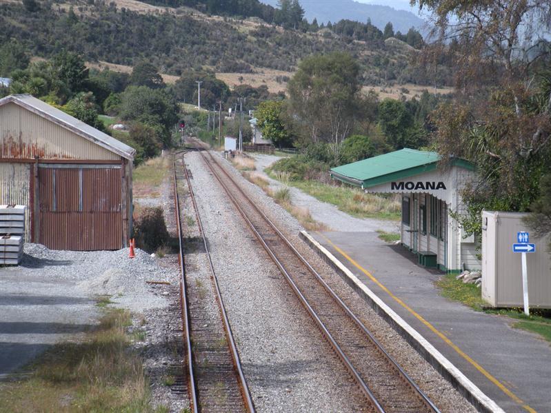 Moana Station
