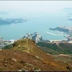 20090410  Tung Chung to Discovery Bay via Lo Fu Tau 老虎頭下愉景灣