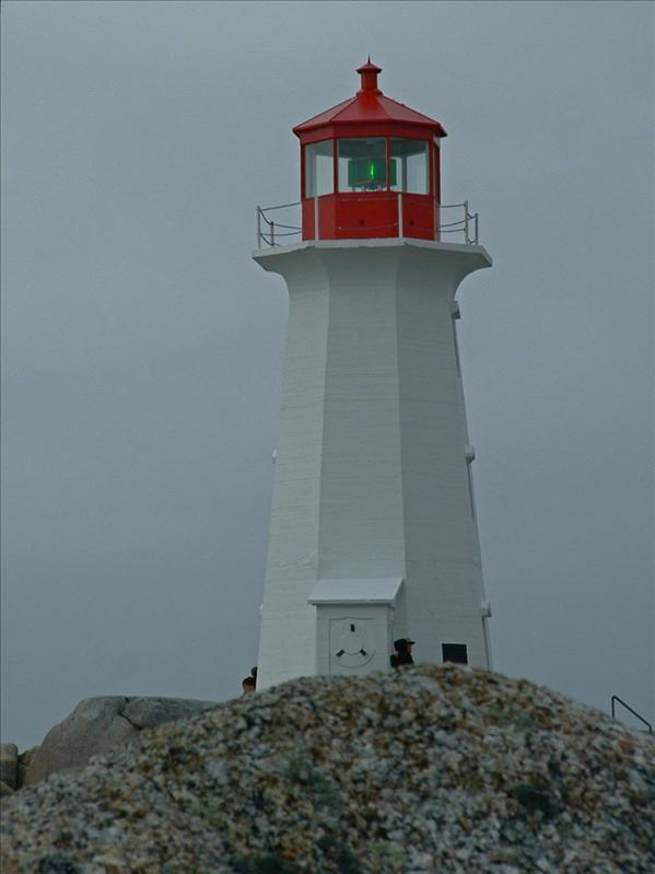 Lighthouse,Peggy's Cove