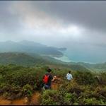 20071223 Mount Hallowes (Tam Chai Shan) 雲遮霧罩擔柴山