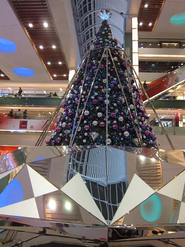 @ New town plaza