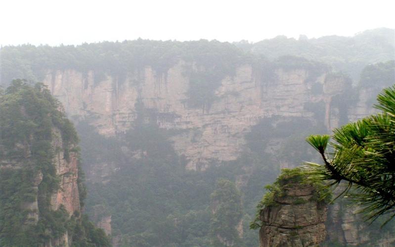 张家界,(ZhangJiaJie), HuNan, China