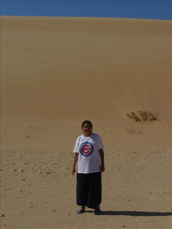 Siwa - Woestijn Meliza