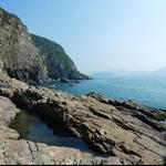 海涯望向清水灣半島一帶