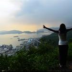 20120602 夜暮掩細山 Sai Shan Nightfall